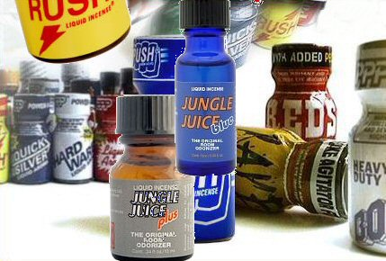 Jungle Juice Poppers